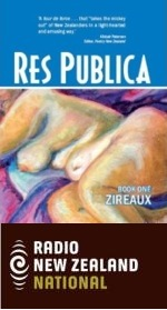 Res Publica, read by Stuart Devenie, on Radio New Zealand National